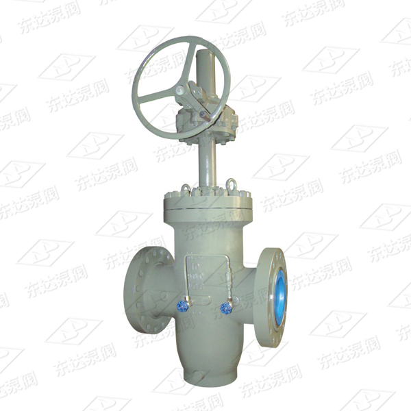 Z554Y Expansion Plate Gate Valve