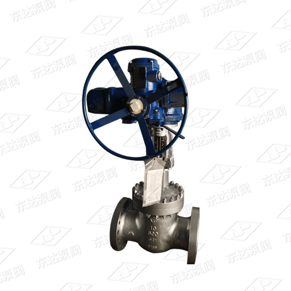 Parallel double gate valve